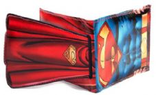 superman caped wallet
